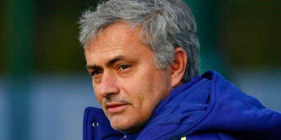 """José Mourinho: """"Soy feliz con mis jugadores, algo que eché de menos durante un tiempo"""""""