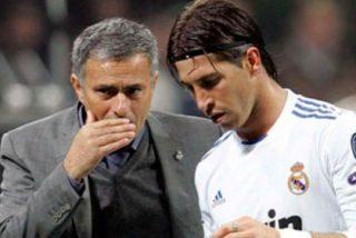 Mourinho, interesado en llevarse a Sergio Ramos al Chelsea si éste no renueva con el Madrid