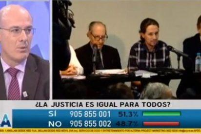 """Narciso Michavila: """"Que Podemos llegue a 100 escaños dependerá de lo que voten tres millones de indecisos del PP"""""""