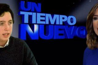 Exclusiva PD / El Pequeño Nicolás y el director general de 'Un Tiempo nuevo', ¿de negocios?