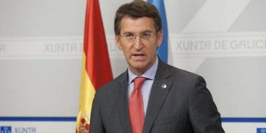 Feijoo reitera que ve bien la pugna de Arias y Candia por la Diputación de Lugo