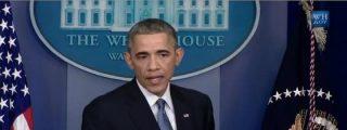 """Obama, sin 'cortes': """"Un dictador no puede imponer censura en EEUU"""""""