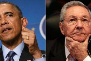 El 'cubalibre' entre Obama y Castro, o el brindis que termina con un mal trago de medio siglo