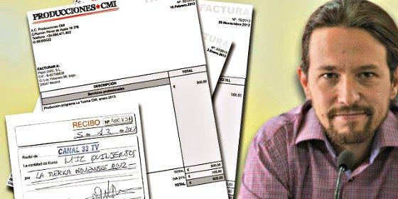 La prueba de que Iglesias miente y cobra 3.000 euros semanales de Irán