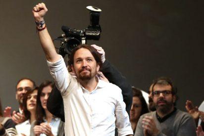 La estrategia de Podemos en Cataluña: atacar a los nacionalistas y fagocitar a ICV y las CUP