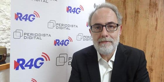 """Pablo Planas: """"Lo de los villancicos separatistas es un fenomeno paranormal y parafascista"""""""