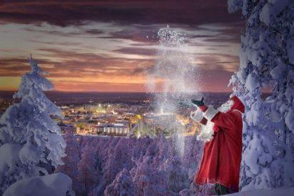 Los Reyes Magos dejan 'K.O.' a Papá Noel