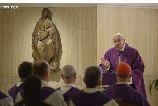 """Francisco: """"Jesús es el primero de los marginados"""""""