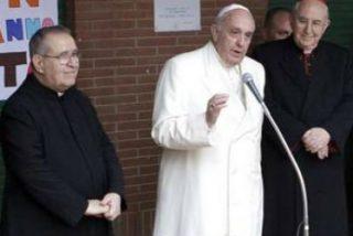"""Francisco, a los enfermos: """"Vosotros sois la fuerza de la Iglesia"""""""
