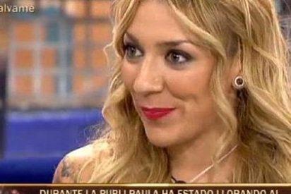 """Paula ('GH15') se desmorona en la publicidad del 'Deluxe' tras su durísima entrevista: """"¡Nunca he pegado a mi madre!"""""""