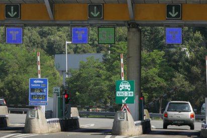 El peaje de las autopistas no subirá en 2015