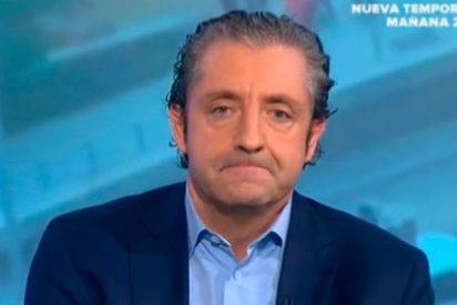 """Palos de Pedrerol a los dirigentes del fútbol por la tragedia del Calderón: """"La Federación desaparecida y Tebas a lo suyo"""""""