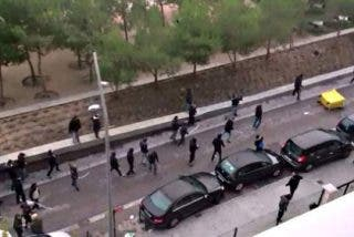 Multazo a 88 implicados en la pelea entre los ultras del Atlético y el Deportivo