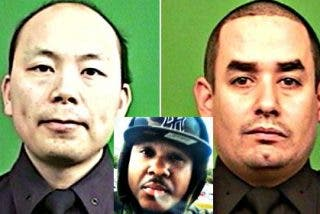 Ejecuta a sangre fía a dos policías de Nueva York para vengar la muerte de afroamericanos
