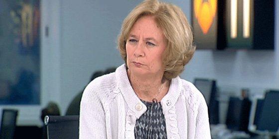 """Pilar Cernuda tira la piedra contra la prensa pero sin dar nombres: """"Yo tengo compañeros corruptos"""""""