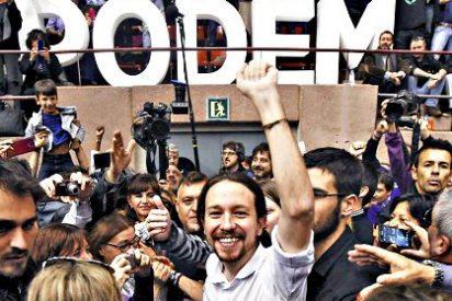 Una encuesta da a Podemos su primer disgusto por la pérdida de fuelle
