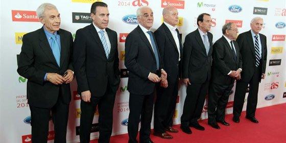 Los Premios AS del deporte reúnen a los personajes del momento