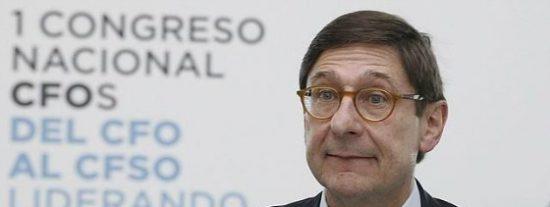 Goirigolzarri dice que Bankia no necesitará más ayuda aunque se cuestione su salida a Bolsa