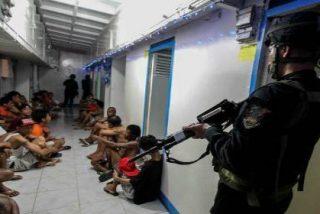 Striptease, jacuzzi y metanfetamina: así es la vida de los narcos en una cárcel de Filipinas