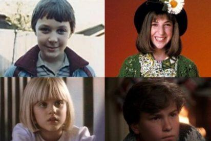 Así eran de niños y de repelentes los protagonistas de la serie televisiva 'The Big Bang Theory'