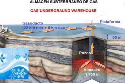Fiscalía denunciará a responsables de tramitar el proyecto Castor por presunta prevaricación medioambiental