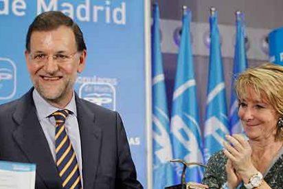 """Lucía Méndez: """"Esperanza Aguirre no quiere ser alcaldesa, sino seguir tocándole las narices a Rajoy"""""""
