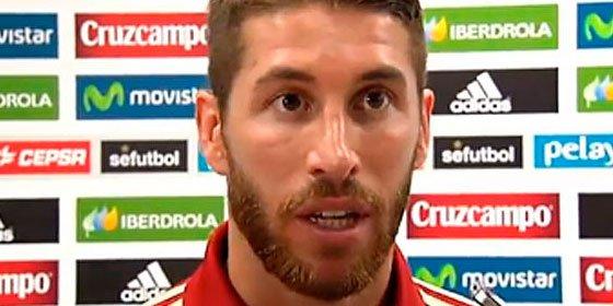 """Sergio Ramos: """"Ancelotti se ha ganado nuestro respeto, ojalá esté mucho tiempo"""""""