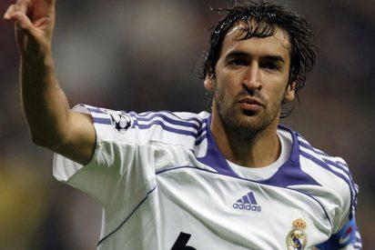 """Raúl González: """"Cuando vuelva a España sólo será para estar en el Real Madrid"""""""