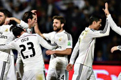 """La Prensa mundial alucina con la gran exhibición: """"El Ciclón Real Madrid"""""""