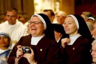 Francisco hace las paces con las monjas USA