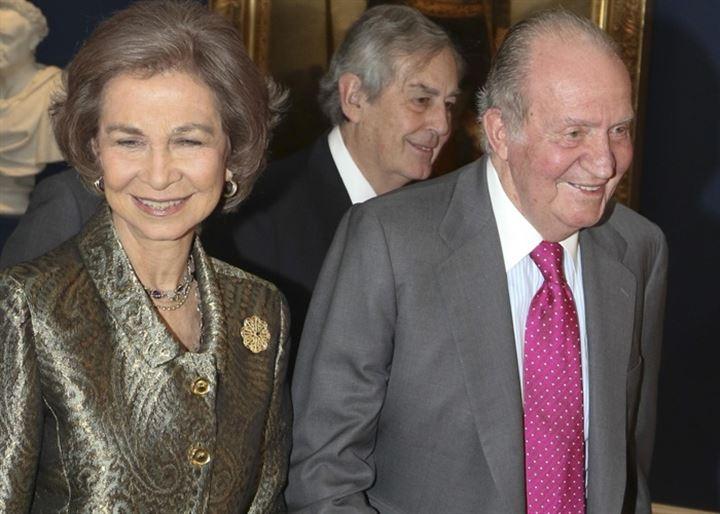 """El Rey Juan Carlos: """"Me veo fenómeno, pero ahora estoy mejor, más descansado"""""""