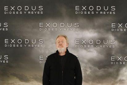 "Ridley Scott: ""España es un país fenomenal para rodar con incentivos fiscales maravillosos"""