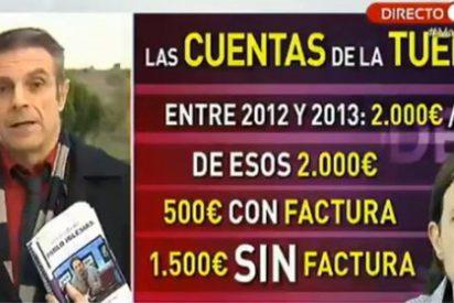 """Riobóo detalla las tácticas trileras de Iglesias: """"Me decía que cuantas menos facturas hubiese, mejor"""""""