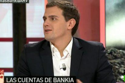 """Albert Rivera se explaya sobre Bankia: """"El Banco de España dio el visto bueno a unas cuentas que eran falsas"""""""
