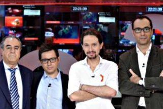 La verdadera historia de la emboscada que Rojo, Graciano, Papell, Herrero y Martín montaron a Pablo Iglesias en 24Horas de TVE