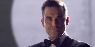 Robbie Williams se convierte en un agente secreto del 'buen gusto'