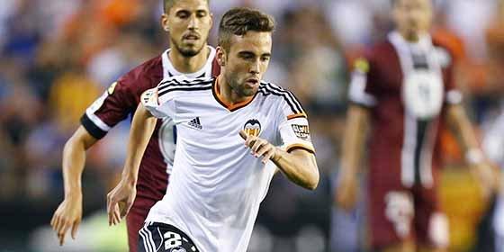 Osasuna y Elche pueden fichar al futbolista del Valencia