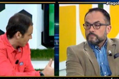 """Antonio Romero duda de la profesionalidad de Alberto Cuéllar: """"Afortunadamente el editor de 'Los Manolos' es Pulido y no tú"""""""