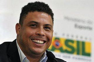 Ronaldo Nazario estudia volver a ser futbolista
