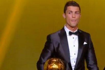 Ronaldo revoluciona Twitter de la mano de Mireia Belmonte