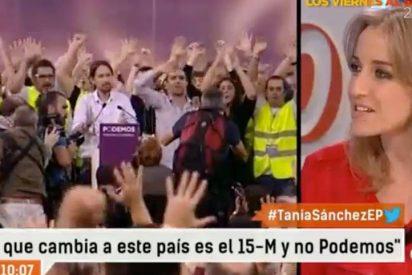 Podemos irá con su siglas a las elecciones autonómicas huyendo de la IU de Tania Sánchez como de la peste