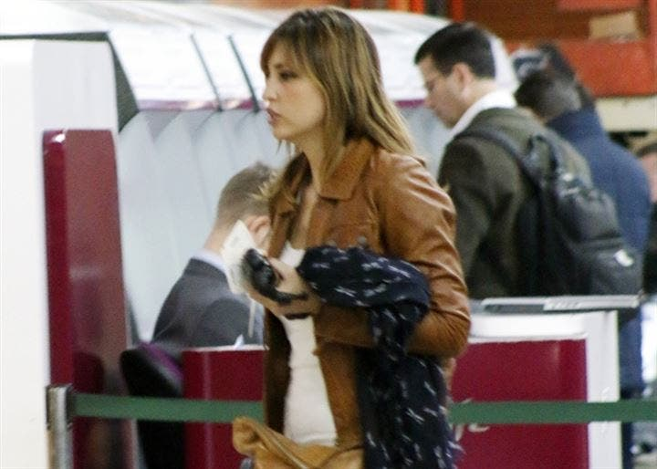 Sandra Sabatés, la novia de David Janer, toda una madraza con su hijo Koldo