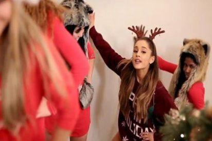 'Santa Tell Me', el nuevo tema para Navidad de Ariana Grande