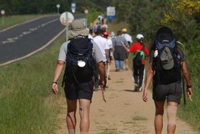 """Los peregrinos denuncian la """"masificación y comercialización"""" del Camino de Santiago"""