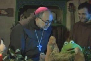 """Sanz: """"Jesús vino a traer 'la esperanza', que no es una esperanza 'de pacotilla' y que no caduca"""""""