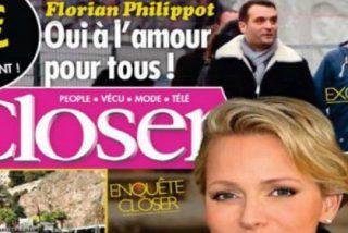 Pillan al segundo del partido de Marine Le Pen paseando de la mano de un hombre