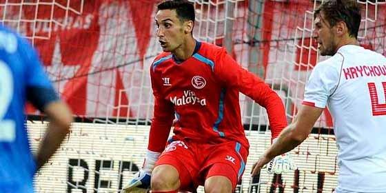 Será el portero del Sevilla hasta 2017