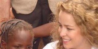 Silvia Abascal Viaja a Camerún con UNICEF