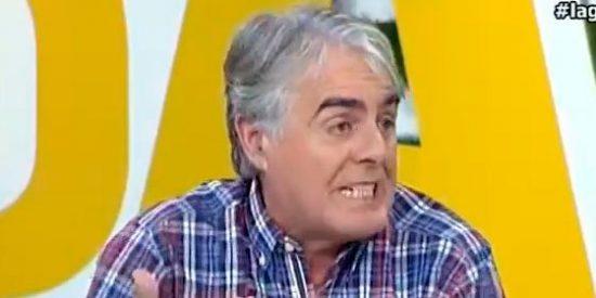 """Siro López: """" Manolo Lama echa mierda desde su trinchera a los que hemos podido estar en otra trinchera"""""""