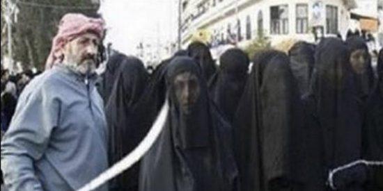El espantoso suicidio en masa de las esclavas sexuales del Estado Islámico
